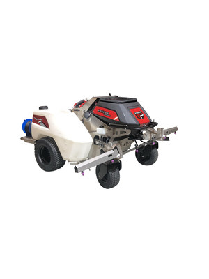 Ferris expands turf care family with the new FS5250 Voyager, a new high-capacity commercial spreader sprayer