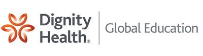 Dignity Health Global Education (DHGE) logo