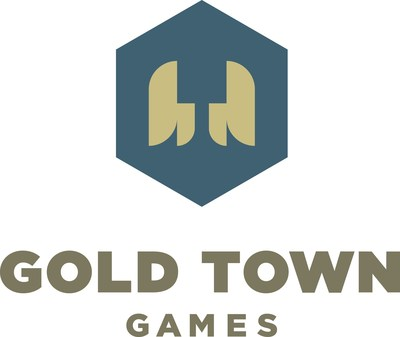 Gold Town Games AB Logo