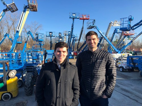 The Co-Founders of Gearflow.com set out to build an online marketplace by equipment rental, for equipment rental.