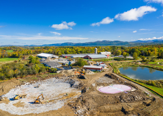 Vanguard breaks ground on unique farm waste to energy project
