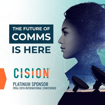 Cision Announces Exclusive Platinum Sponsorship For PRSA 2019 International Conference