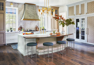 Signature Kitchen Suite Named Exclusive Kitchen Appliance Partner For 'Whole Home' Show House