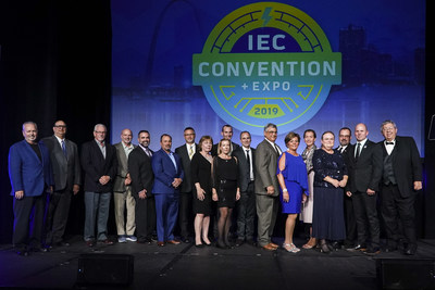 IEC Honors Individuals, Chapters, and Contractors at IEC Convention & Expo 2019