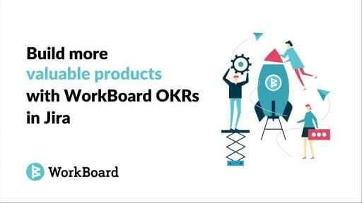 WorkBoard's Jira integration helps developer teams manage OKRs within the popular software development and issue tracking tool and provide the full organization visibility into the development process.