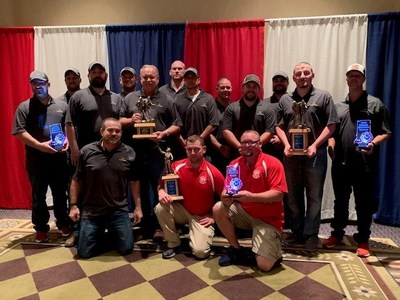 Sunrise Coal Mine Rescue Team Places 2nd Overall in National Mine Rescue Contest