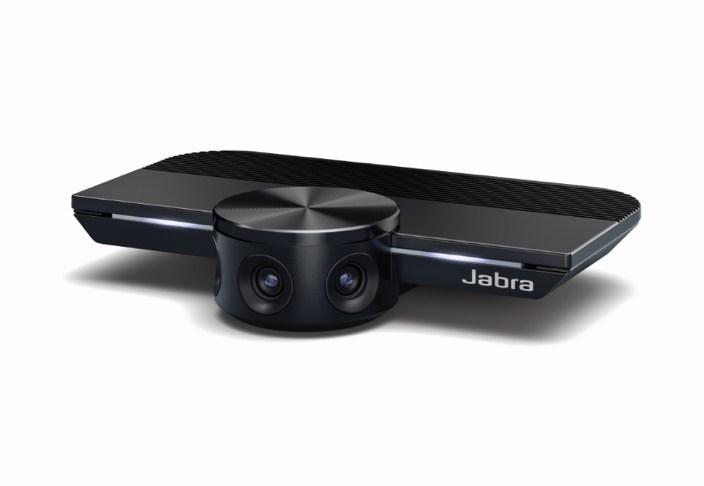 Jabra PanaCast 180° Panoramic-4K plug-and-play video solution.
