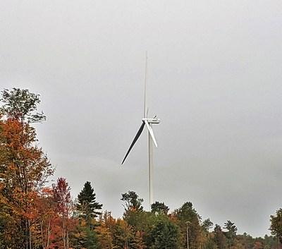 Henvey Inlet Wind in Ontario