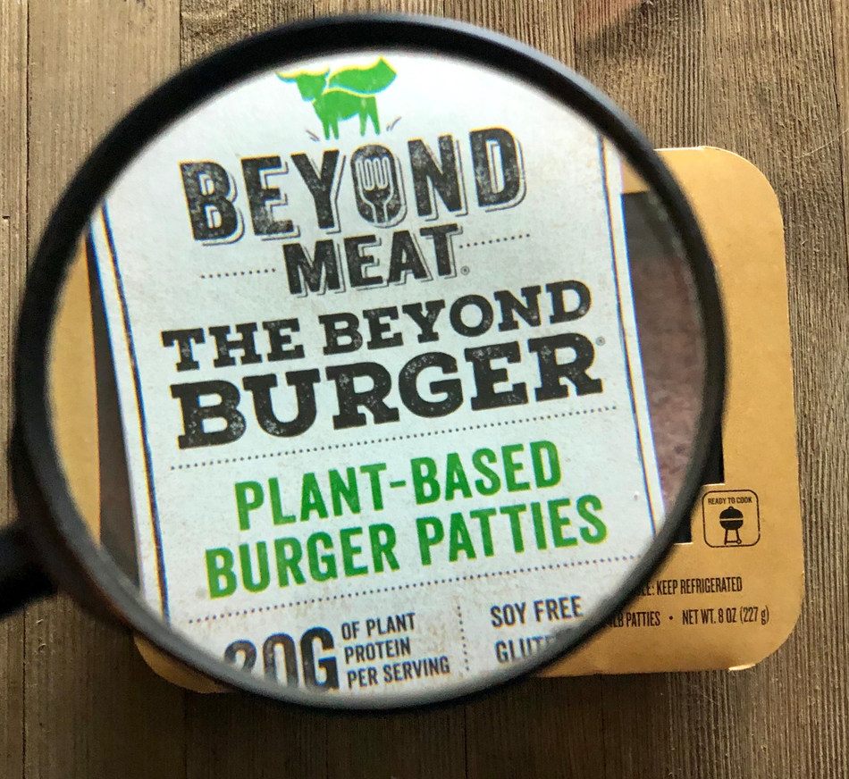 Beyond Meat (BYND) Plant Based Burger