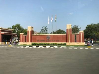 MG Motor India Pvt. Ltd. (PRNewsfoto/Xinhua Silk Road Information)