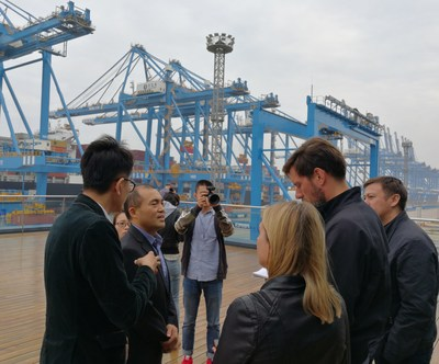 """""""New Shandong Momentum Marks a New Day for China's Opening-up"""" reporting trip concludes"""