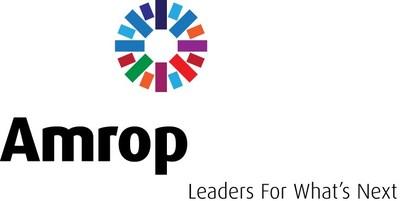 Amrop Logo (PRNewsfoto/Amrop)