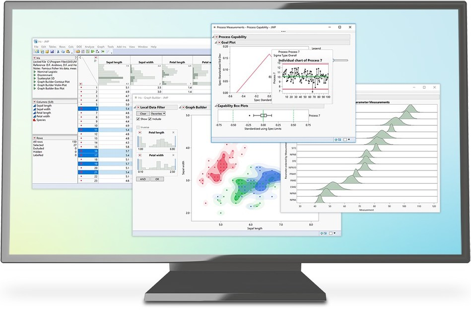 In JMP Pro 15, the advanced analytics version of JMP, data scientists have more predictive modeling tools than ever.