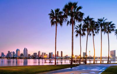 Air Transat offre une nouvelle liaison vers San Diego et renforce son offre vers les États-Unis (Groupe CNW/Transat A.T. Inc.)