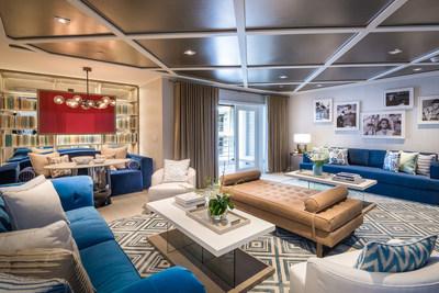 Oceana's Suite Sitting Area