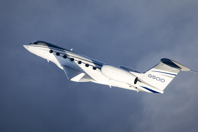 General Dynamics announced October 15 that its Gulfstream G500 business jet had received EASA certification, clearing the way for EU customer deliveries.
