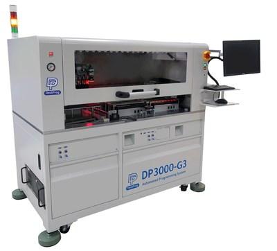 Sistema versátil de programación automatizada de CI DP3000-G3