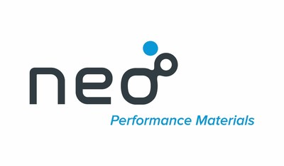 Neo Performance Materials, Inc. (CNW Group/Neo Performance Materials, Inc.)