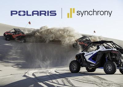 Synchrony and Polaris extend consumer financing partnership.