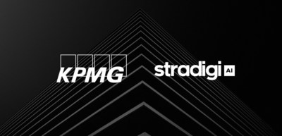 KPMG in Canada and Stradigi AI form a strategic alliance to offer scalable AI solutions (CNW Group/Stradigi AI)