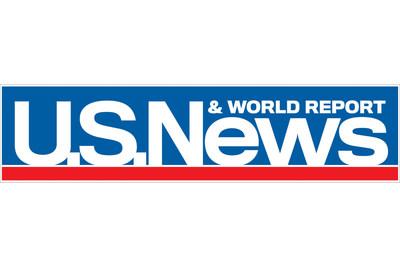 U.S. News & World Report Logo.