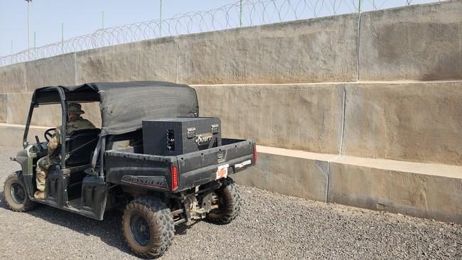 nRugged in a forward deployed position
