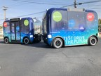 3D Printed Self-Driving Shuttle, Olli, Undergoes Testing at GoMentum Station