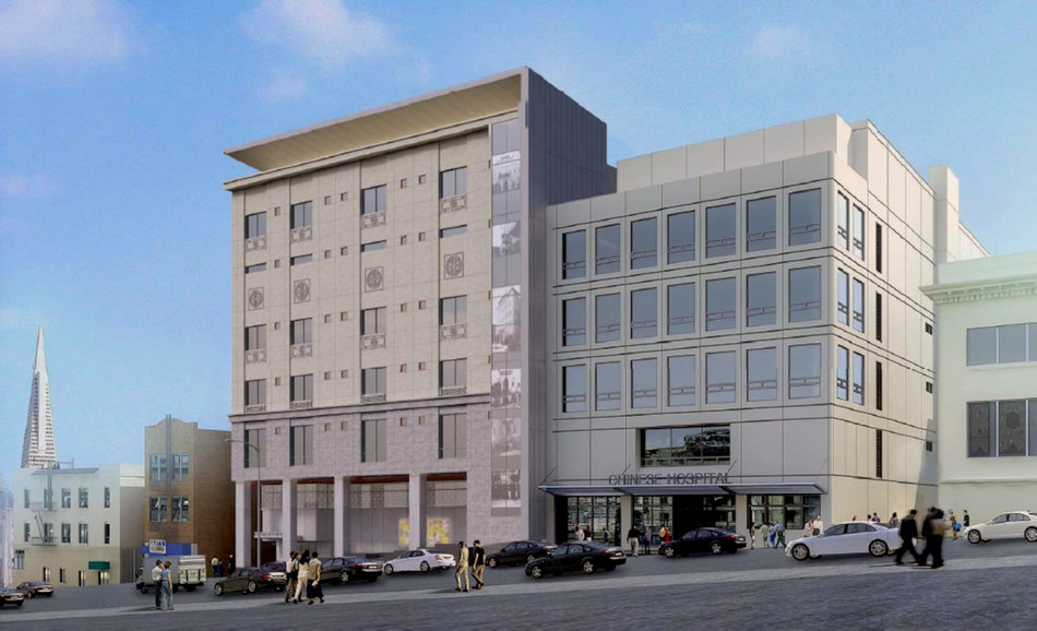 CleanFund provides $36 Million in C-PACE to San Francisco's Chinese Hospital