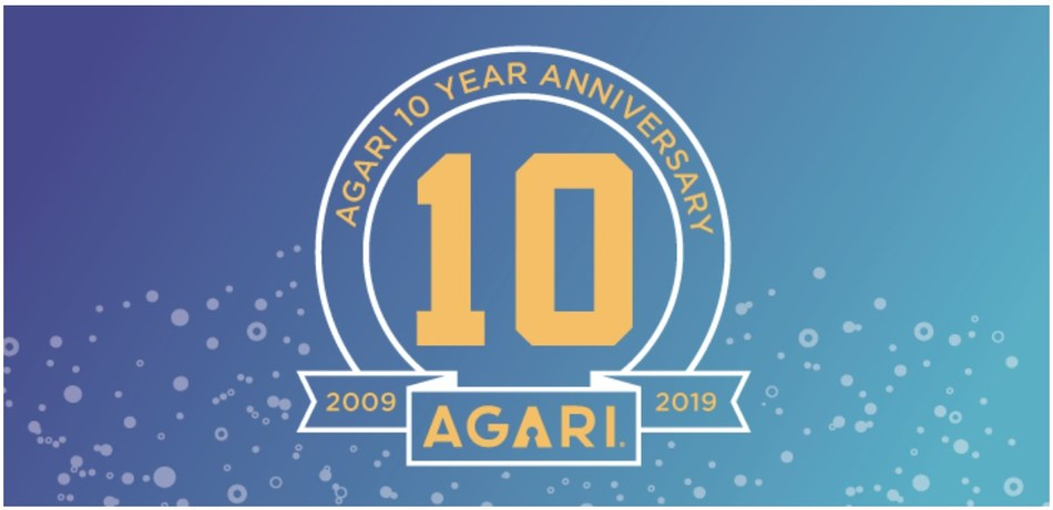 Agari, the leading, global cybersecurity firm focused on email security, celebrates 10 year anniversary