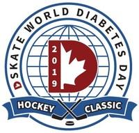 Dskate World Diabetes Day Hockey Classic (CNW Group/DSkate)