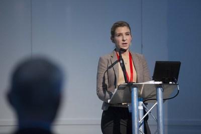 Katherine Gordon, Divisional Director of Pharma IQ at Temperature Control and Logistics Forum (PRNewsfoto/IQPC)