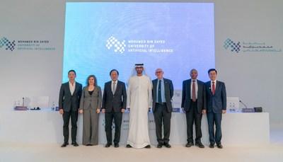 阿布扎比宣布成立全球首所培养研究生的人工智能大学