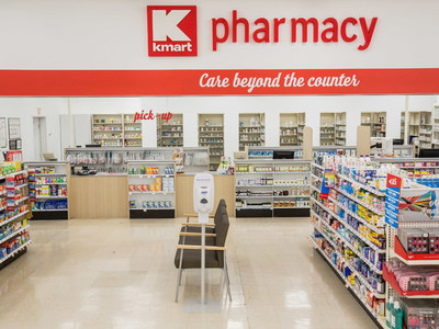 Kmart Pharmacy is consistently recognized for exceptional customer service.