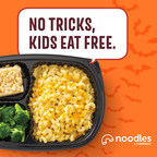 Celebrate Halloween With Free Kids Meal At Noodles & Company