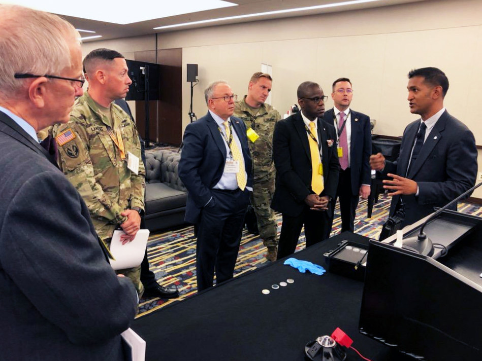 AKHAN Semiconductor, Inc. Partners with Lockheed Martin to Validate Breakthrough Weapons Countermeasure Technology