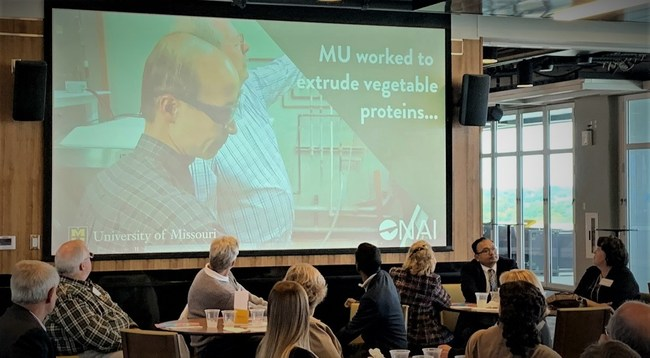 New video sheds light on the Mizzou scientists and the story behind plant-based protein