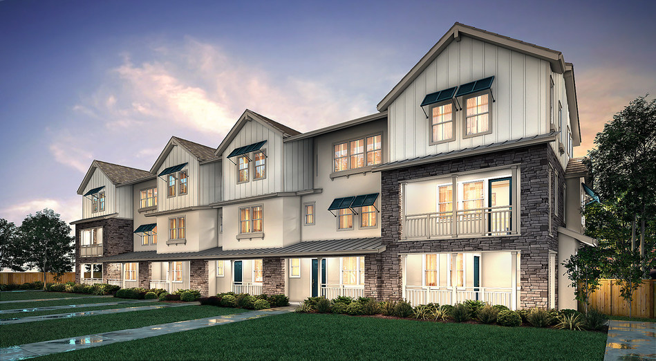 Cascade Collection at Enclave at Mission Fall by Century Communities