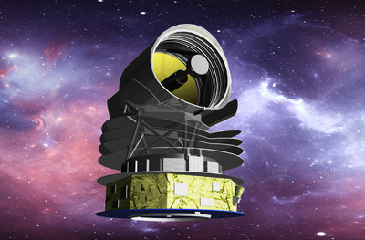 The Space Infrared Telescope for Cosmology and Astrophysics (SPICA) - Credit: JAXA/ISAS (CNW Group/ABB inc.)