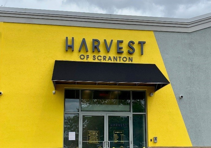Harvest of Scranton