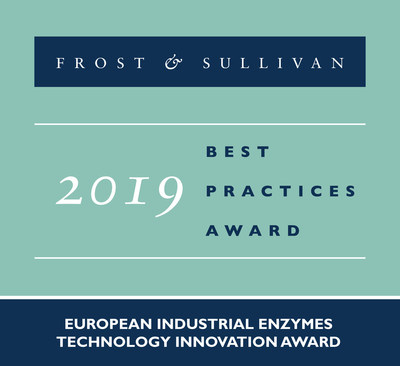 MetGen Earns Acclaim from Frost & Sullivan for its Unique, Customized Enzyme Technologies, METNIN™ and ENZINE®