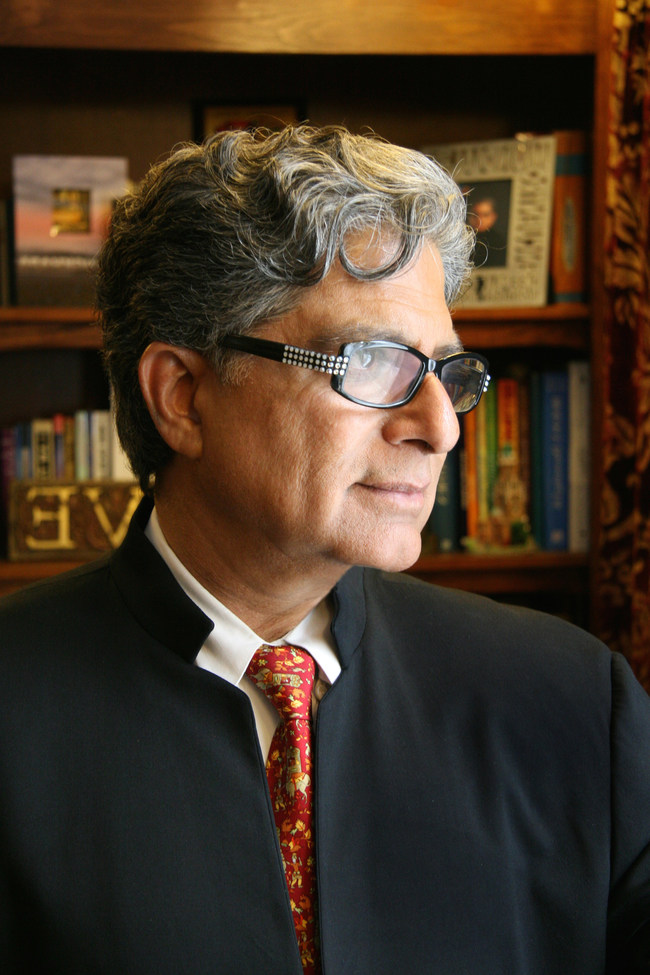 Deepak Chopra MD, FACP, founder of The Chopra Foundation, and Chopra Global, is a world-renowned pioneer in integrative medicine and personal transformation, and is Board Certified in Internal Medicine, Endocrinology and Metabolism.?Chopra is the author of more than 85 books translated into over 43 languages, including numerous New York Times bestsellers. His latest book is Metahuman: Unleashing Your Infinite Potential.