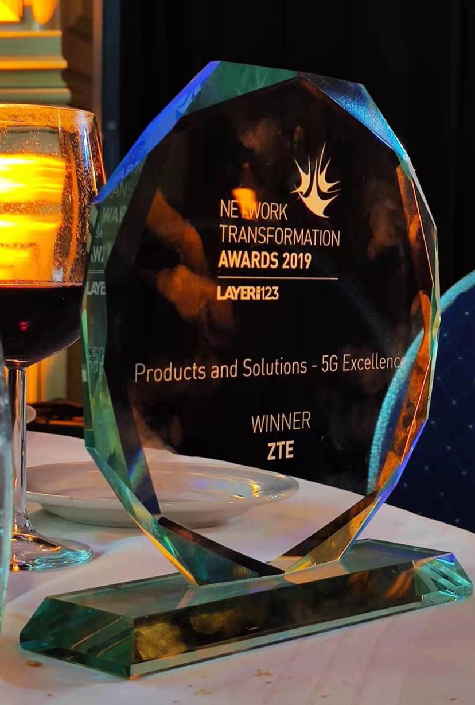 5G Excellence Award