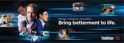 Lenovo Visuals Business Unit Cements Status as Industry Leader