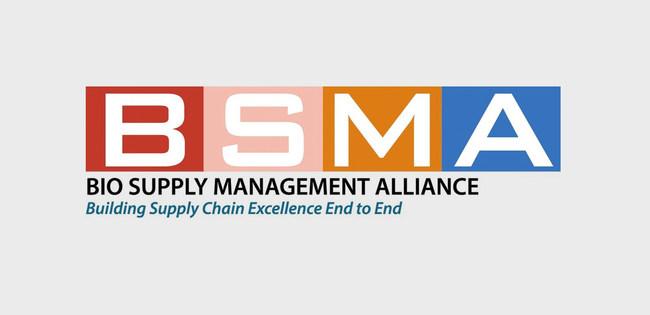 BSMA Bio Supply Management Alliance Logo