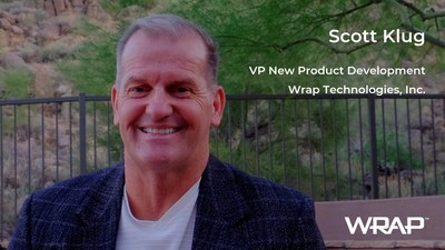 Wrap Appoints Scott Klug as VP New Product Development