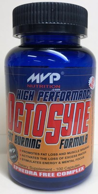 OctoSyne (High Performance Fat Burning Formula) (Groupe CNW/Santé Canada)