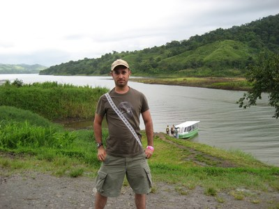 Picture of Michael Dixon in CR prior to his disappearance.
