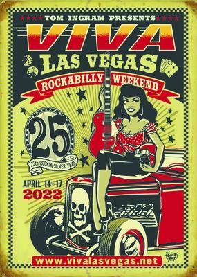 Viva Las Vegas Rockabilly Weekend (PRNewsfoto/Viva Las Vegas Rockabilly Weeke)