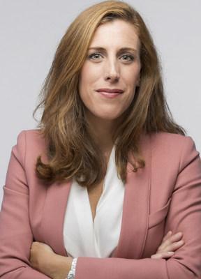 Caroline Ménard, Présidente d'honneur du Concours provincial ARISTA 2020 et Présidente de Brio: Boutique de management. (Groupe CNW/Jeune Chambre de commerce de Montréal)