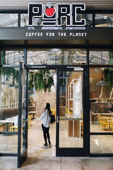 Purc Coffee Shop (CNW Group/Planet 13 Holdings Inc.)